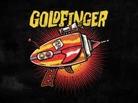 Goldfinger - Ray Gun