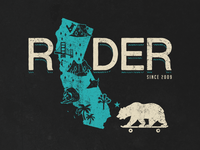 Rider – California