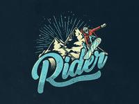 Rider - Snowboard