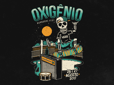 Vans Oxigênio Festival
