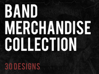 Band Merchandise Collection