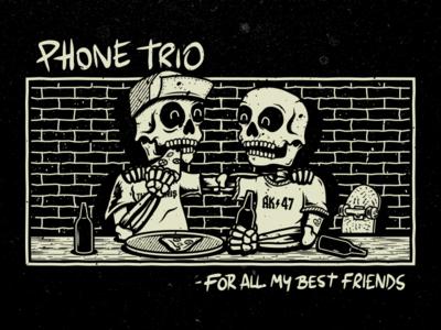 Phone Trio - Best Friends