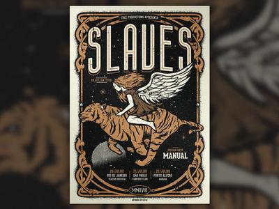 Slaves - Brazilian Tour '18