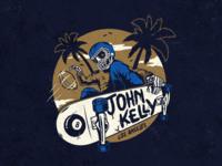 John Kelly SK8