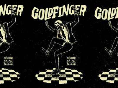 Goldfinger - Skeleton Dancing