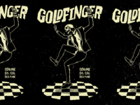 Goldfinger - Skeleton Dancing