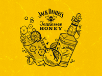 Jack Honey & Lemonade