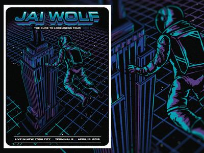 Jai Wolf - New York City