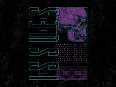 Issues - Beautiful Oblivion merchandise band oblivion infinite skull merch issues