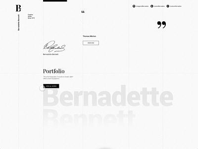 A50-Artist Portfolio Template/Website business branding animation portfolio website writers artist creative template website design