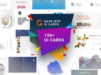 Grab Web Ui Cards