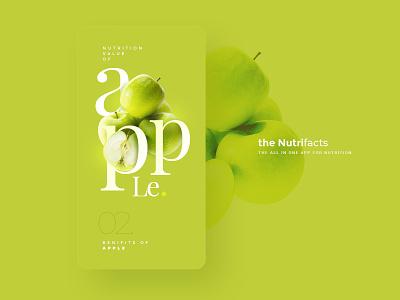 The Nutri App-Teaser 3 app illustration animation prototype food ux mobile template ui business creative design