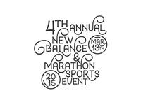 NB x Marathon Sports