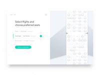 Kiwi.com — Pick a seat, WIP