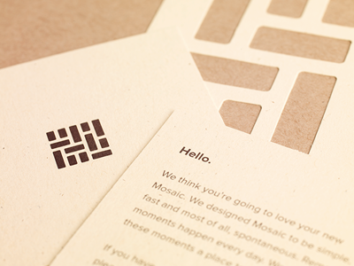Dribbble cards