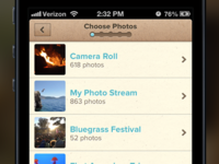 Mosaic iOS App
