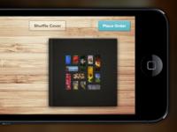Mosaic iOS App - Book Preview Closed