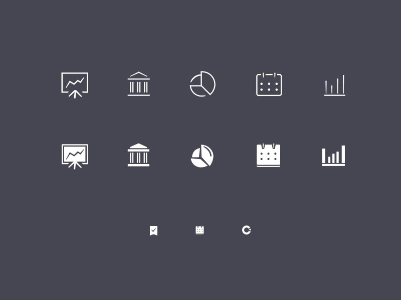 MoneyWiz Icons speech tax finance data calender icon moneywiz