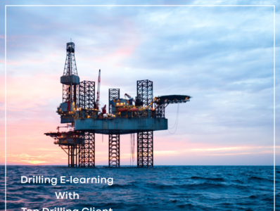 Drilling E learning With Top Drilling Client |  ICM Group drilling e-learning drilling e-learning