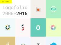 Logofolio 2006-2016