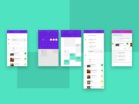 Set up a Date - User Flow