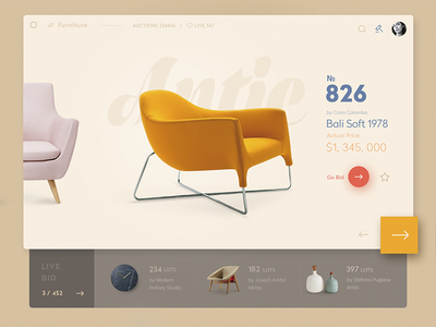 Auction Designs Themes Templates And Downloadable Graphic Elements On Dribbble