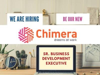 Chimera Technologies - Current Job Openings app design web website product development software development chimera technologies branding