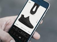 Streetwear Mobile Shop Concept