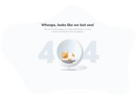 Rentomojo Got Lost - 404 Page