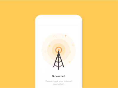 No Internet | Empty State