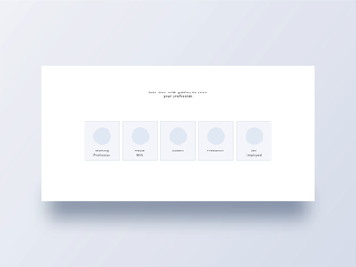 Fast KYC Process | Wireframe Userflow Interaction animation interaction minimal design ux web user flow profile verification document upload loader kyc clean ui wireframe