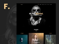 Forkie - Personal & Agency Theme