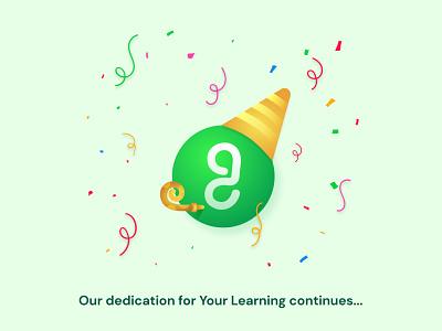 Guvi 7th Anniversary guvi vector logo graphic design motion graphics 3d animation ui illustration ux branding designer figmadesign design