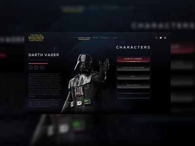 Darth Vader Character