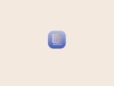 #DailyUI #5. App icon. dailyui appicon adobexd ui design uidesign ui