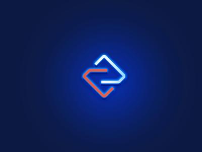Nocturnal Branding & Logo Design brand identity design creative agency creative design neon light neonsign neon brand strategy logo illustration logodesign brand design branding logodesigner