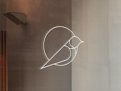 Sunny Bird - Branding Concept brand strategy brand design logodesign brand identity design mockup design mockups mockup psd mockup logo illustration branding logodesigner