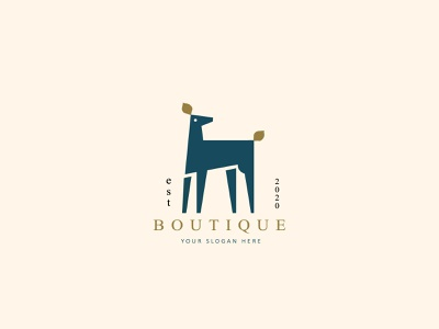 BOUTIQUE LOGO DESIGN boutique logo boutique logo design logo logotype modern logo logodesign design comphany company logo branding