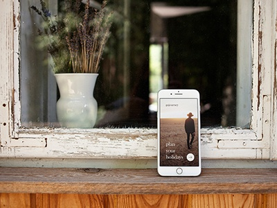 In the rustic mood vol. 1 - 8 photo mockups