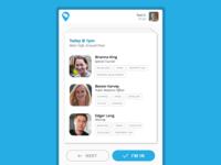 Internal connectivity app