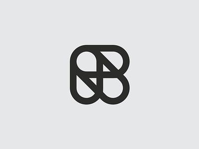 R identity icon architecture architect brand letter logo
