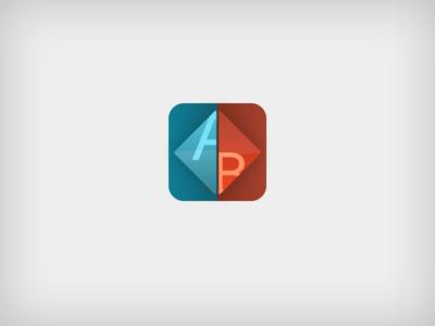 DailyUI 005 AB Test App Icon