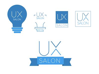 UX Salon Logo Sheet salon ux logo