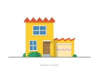 2. Rocko's House