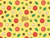 Ricosquesos pizza pattern desktop