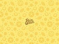 Ricosquesos pizza pattern desktop 2