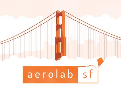 Aerolab SF bridge flat san francisco sfo city hq office kite argentina california state golden