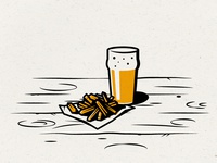Bierhaus: Beer & Fries