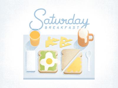 Saturday Breakfast texture wood avocado egg butter toast orange juice coffee cheese breakfast saturday