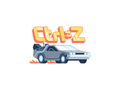 Ctrl➭Z: iOS free sticker pack